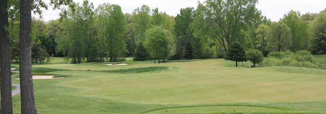 Hawk Hollow Championship GC - Middle 9: #1