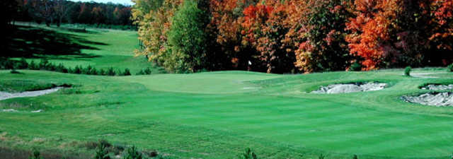 Red at Mistwood GC