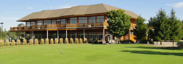 Fore Lakes GC: Clubhouse