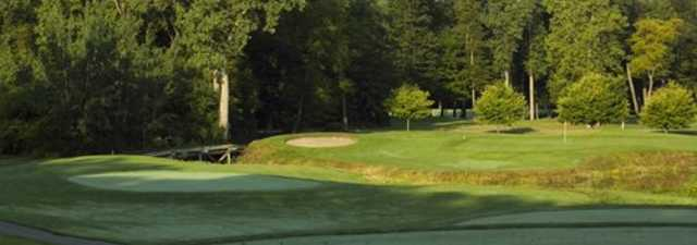 Hawk Hollow GC: #7