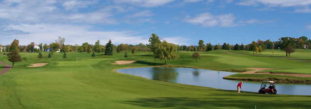 Tanglewood - The Lion GC - North/South