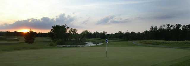 Whitmore Lake Golf Links