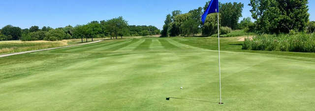 Lake Erie Metropark GC