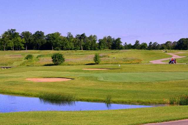 lake forest golf club ann arbor michigan golf course information and reviews. Black Bedroom Furniture Sets. Home Design Ideas