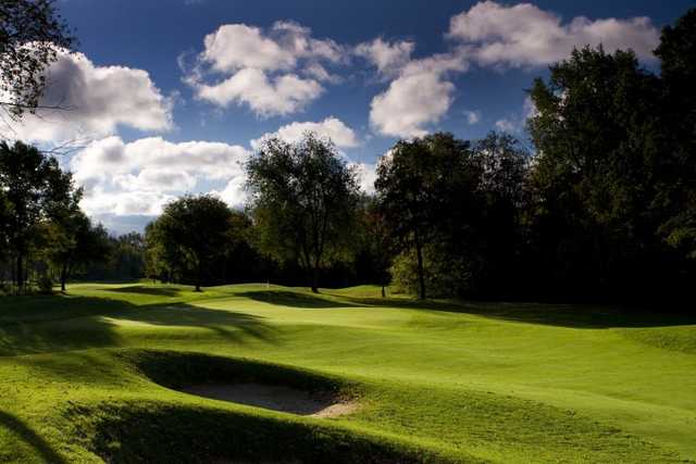 Cherry Creek Golf Club In Shelby Township