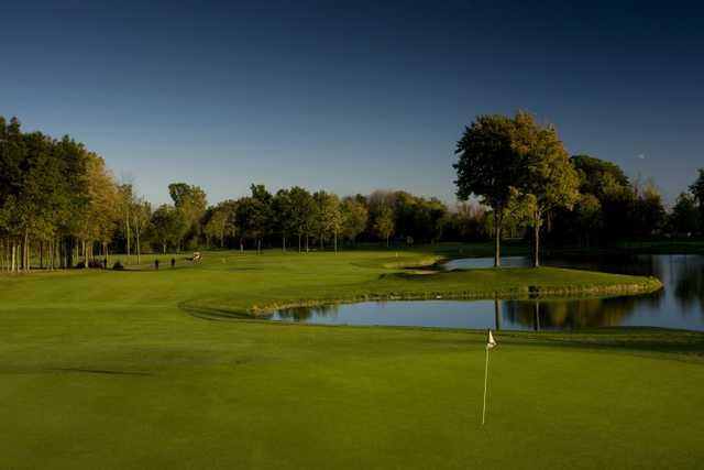 Cherry Creek Golf Club In Shelby Township