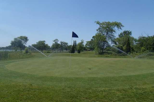 Belle Isle Golf Club in Detroit