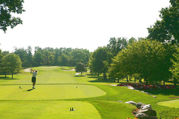 meadowbrook cc northville michigan golf course information and reviews. Black Bedroom Furniture Sets. Home Design Ideas