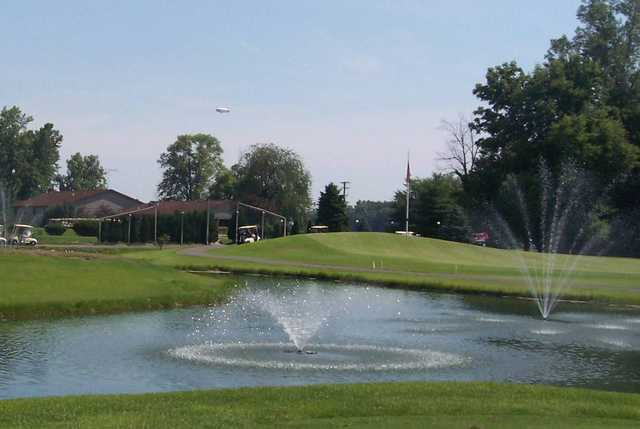 Thorne Hills Golf Course In Carleton
