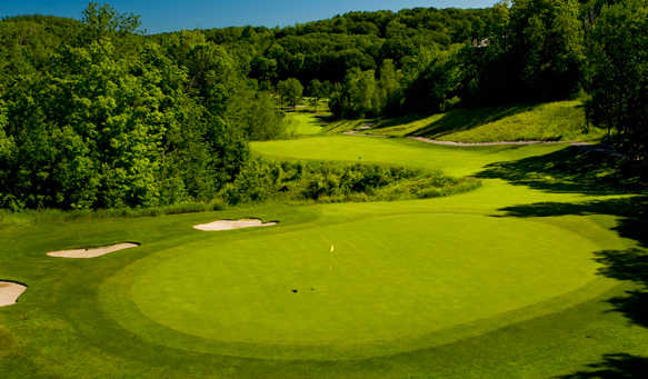 purchase cheap a9cc7 fc840 ... A view from Shanty Creek Golf Course - The Legend. »