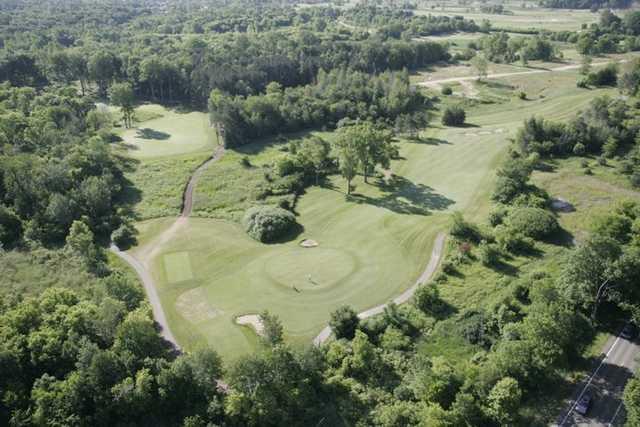 College Fields Golf Club In Okemos