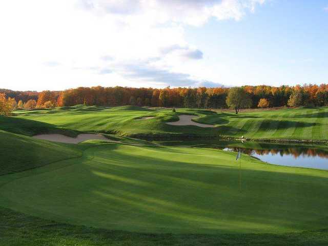 Black Bear Golf Course Michigan