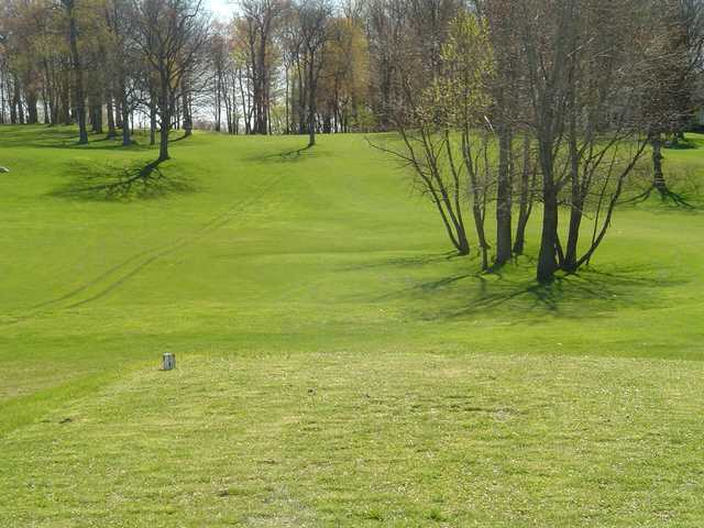 Credit Cards For Bad Credit >> Hickory Hills Golf Course in Fenwick