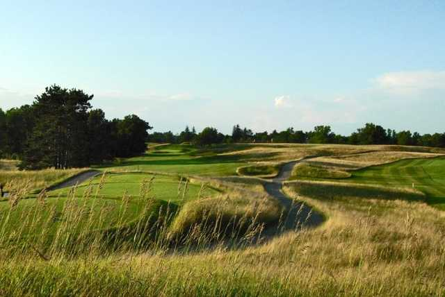 A View Of Tee 12 From The Old At Indianwood Golf Country Club