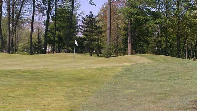 Eagle Island Golf Club Muskegon