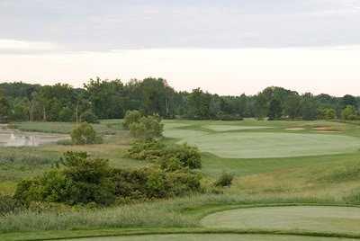 Polo Park Golf Course in Davenport