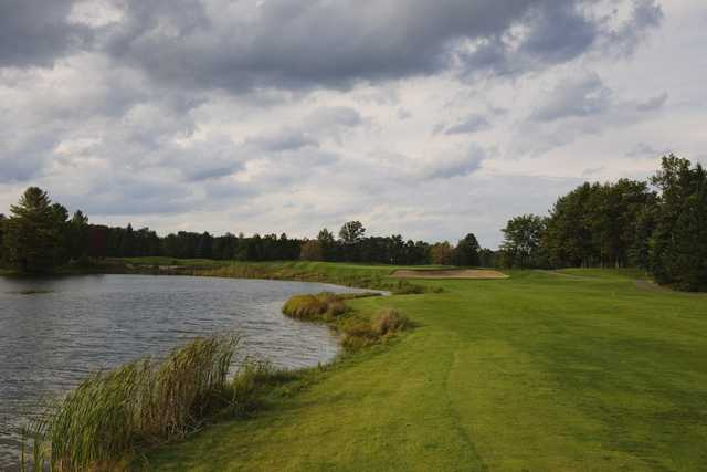 Monarch Course At Garland Resort In Lewiston