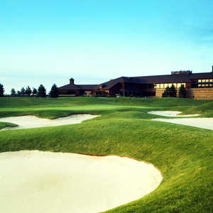 Lakes of Taylor GC: Clubhouse