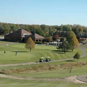 Downing Farms Golf Course In Northville