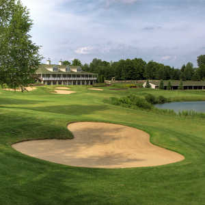 Hawk Hollow Championship GC - Front 9/Middle 9: #18