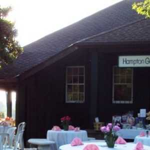 Hampton GC: clubhouse