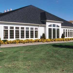 Cedar Glen GC: Clubhouse