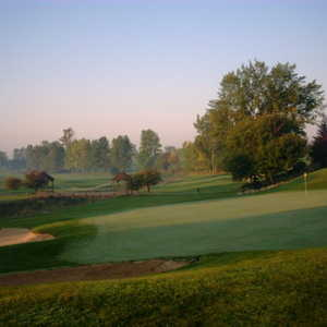 Bird Creek GC: #9