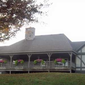 Briarwood GC: clubhouse