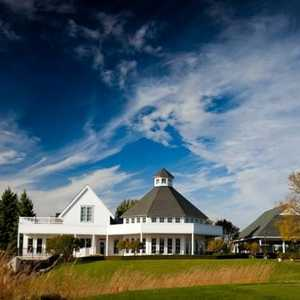 Orchards GC: clubhouse