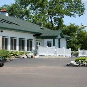 Wheatfield Valley GC: clubhouse
