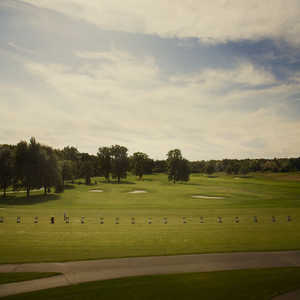 Fieldstone GC of Auburn Hills: Driving range