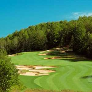 Wilderness Valley - Black Forest golf course - hole 18