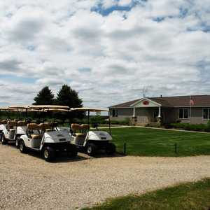 Pigeon Creek GC: Clubhouse