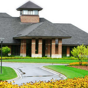 Lyon Oaks GC: Clubhouse