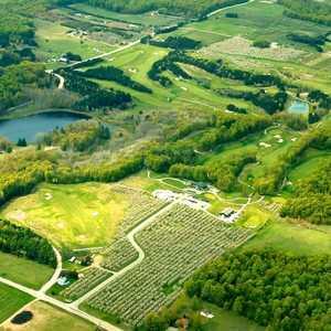 Leelanau Club At Bahles Farms: Aerial view