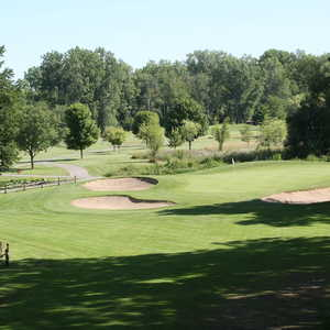 Willow Metropark GC