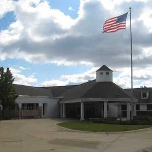 Washtenaw GC: Clubhouse