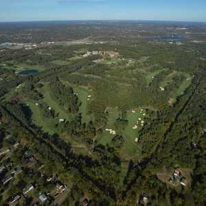 Shepherd's Hollow 1 GC: Aerial view