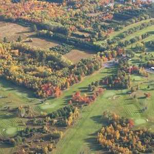 Michigan Tech Portage Lake GC: Aerial