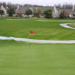 Pierce Lake GC: #7