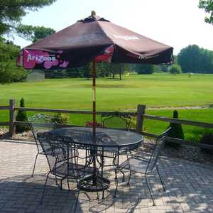 Bello Woods GC: Patio