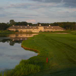 Eagle Eye GC: clubhouse