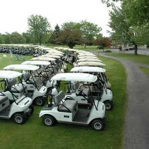 Royal Scot GC: Cart fleet