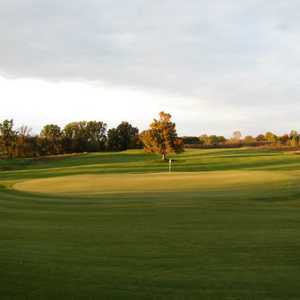 College Fields GC: #9