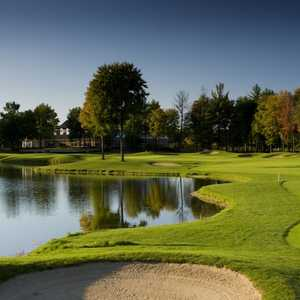 Cherry Creek GC: #18