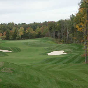 Moose Ridge GC: #1