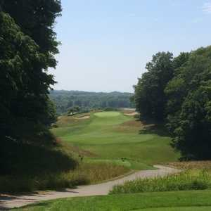 Crystal Downs CC: #17