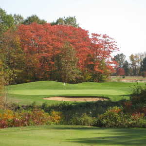Whittaker Woods GC: #12