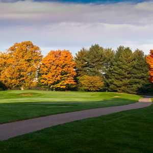 The East at Forest Akers GC: #8