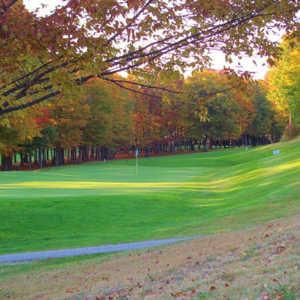 A-Ga-Ming Golf Resort - Antrim Dells: #18